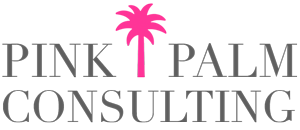 Pink Palm Consulting Retina Logo