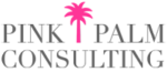 Pink Palm Consulting Logo
